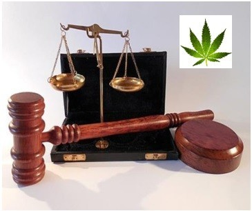 Laws around cannabis in the world