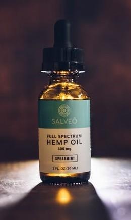 Hemp-CBD Oil
